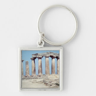Ruins of the Temple of Apollo, c.550 BC Keychains