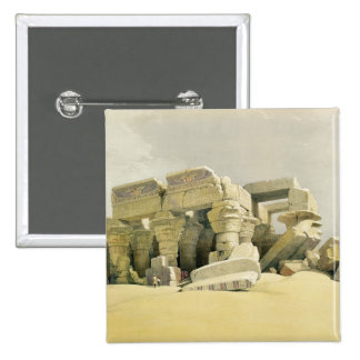 """Ruins of the Temple of Kom Ombo, from """"Egypt and N Buttons"""