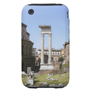 Ruins of Theater of Marcellus iPhone 3 Tough Covers