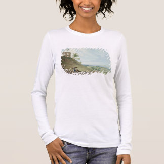 Ruins on Pir Pihar, near Monghy, Bihar, 1790 (w/c Long Sleeve T-Shirt