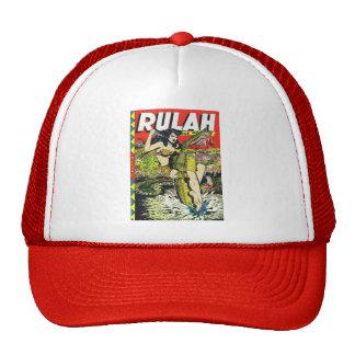 Rulah-Vintage Comic Book Cap