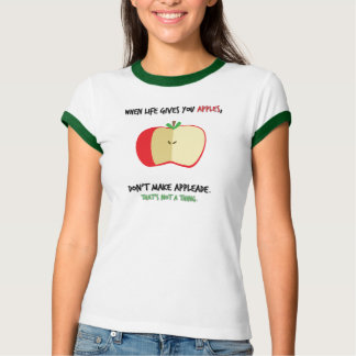 Rule 1: Apples T-Shirt