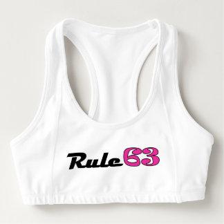 Rule 63 Sports Bra