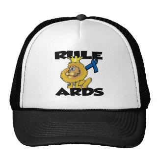 Rule ARDS Cap