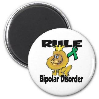 Rule Bipolar Disorder 6 Cm Round Magnet