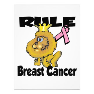 Rule Breast Cancer Personalized Announcements
