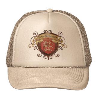 Rule Britannia Mesh Hat