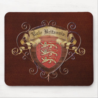 Rule Britannia Mouse Pad