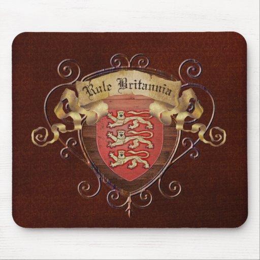 Rule Britannia Mouse Pads