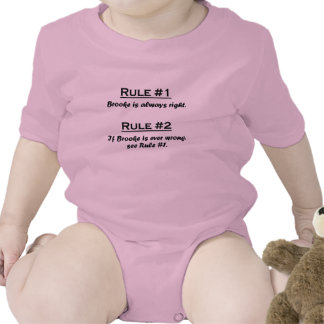 Rule Brooke Baby Creeper