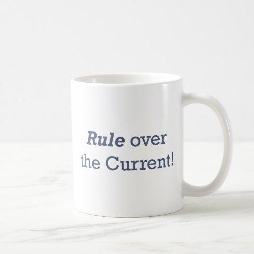 Rule / Current Coffee Mug