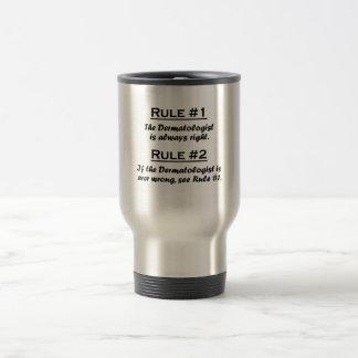 Rule Dermatologist Coffee Mug