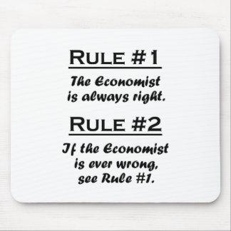 Rule Economist Mouse Pad
