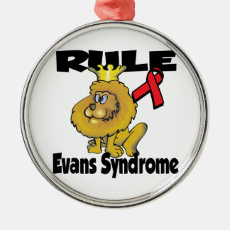 Rule Evans Syndrome Ornament