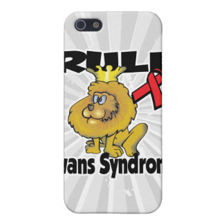 Rule Evans Syndrome iPhone 5 Case