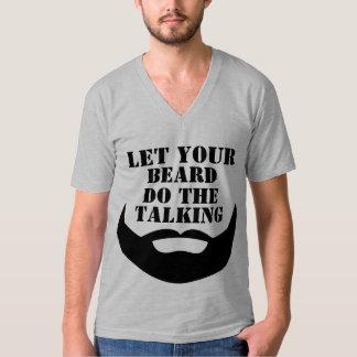 Rule of the Beard T-Shirt