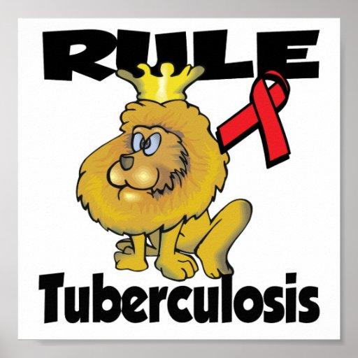 Rule Tuberculosis Poster