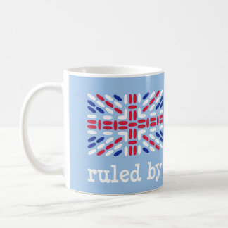 Ruled by Guinea Pigs Basic White Mug
