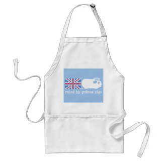 Ruled by Guinea Pigs Standard Apron