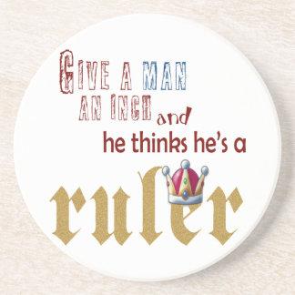 Ruler - Coaster