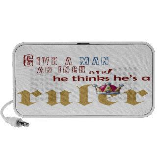 Ruler - Doodle Speaker
