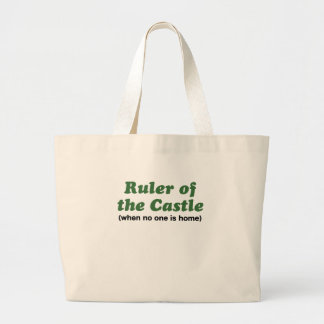 Ruler of the Castle When No One is Home Bags