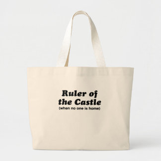 Ruler of the Castle When No One is Home Bag
