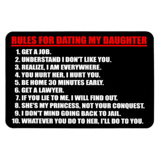 Redneck dating rules