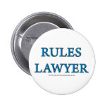 Rules Lawyer Badge