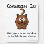Rules of Communism Mouse Mat