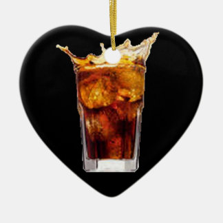 Rum & Cola Ornament