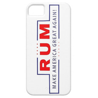 Rum Make America Great Again iPhone 5 Cover