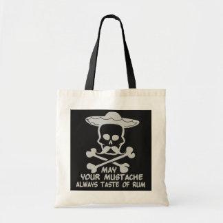 Rum Mustache custom color bag, choose style