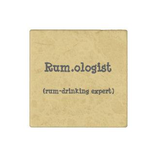 Rum.ologist Stone Magnet