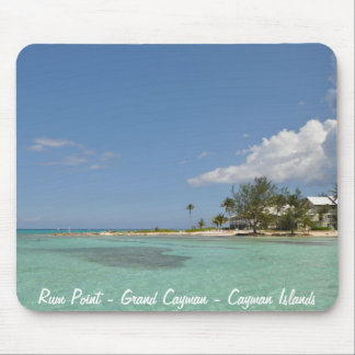Rum Point - Cayman Islands Mouse Pad