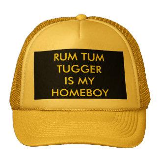 Rum Tum Tugger is my Homeboy Cap