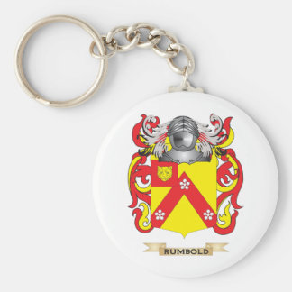 Rumbold Coat of Arms Family Crest Key Chains