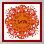 Rumi Love Poster