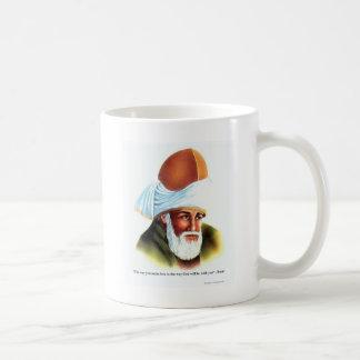 "Rumi ""Make Love"" Quote On Tees Mugs Gifts Etc Mug"