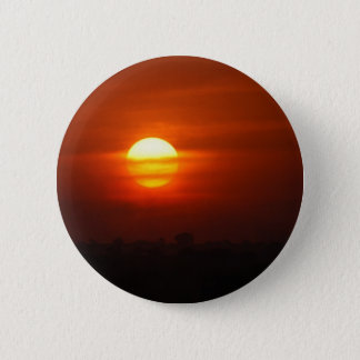 Rumi Praise the sun 6 Cm Round Badge