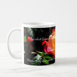 Rumi Rose Cup Coffee Mugs
