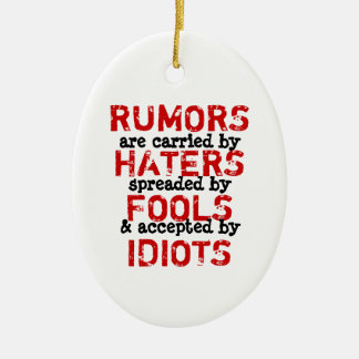 RUMORS - Ornament Truism / Philosophy (2 Sides)