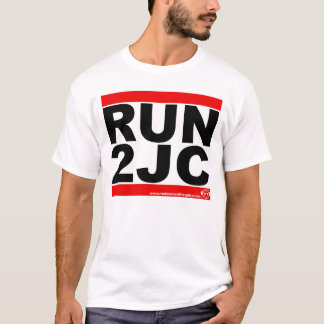 RUN-2-JC T-Shirt