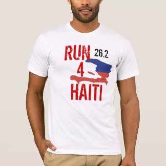 Run 4 Haiti T-Shirt