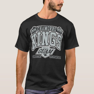 RUN 671 GUAM Chamorro Kings T-Shirt