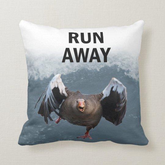 Run away cushion