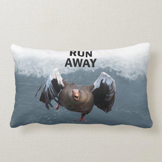 Run away lumbar cushion