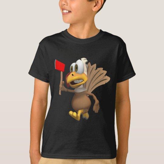 Run Away Turkey T-Shirt