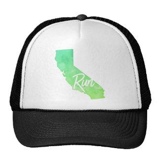 Run California Cap