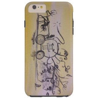 Run Cinderella, Run Tough iPhone 6 Plus Case